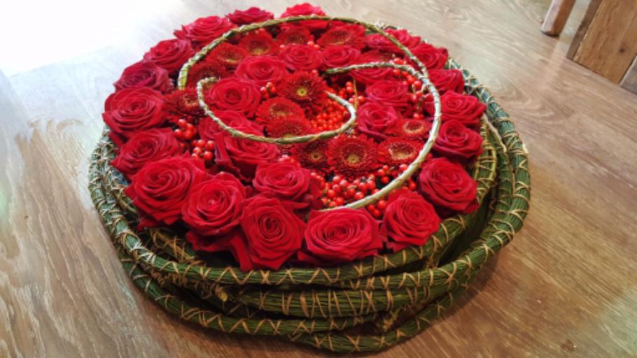 Envoie de bouquets de fleur La Salvetat-Saint-Gilles  Gentlemen Artisan Fleuriste