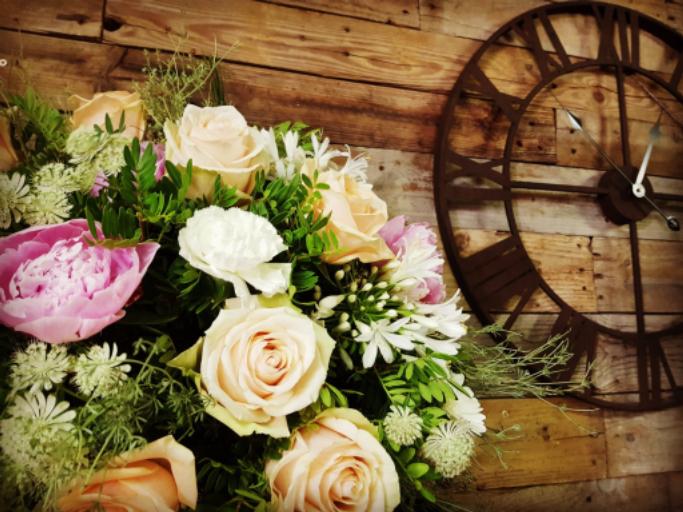 Livraison de bouquets de fleur La Salvetat-Saint-Gilles  Gentlemen Artisan Fleuriste