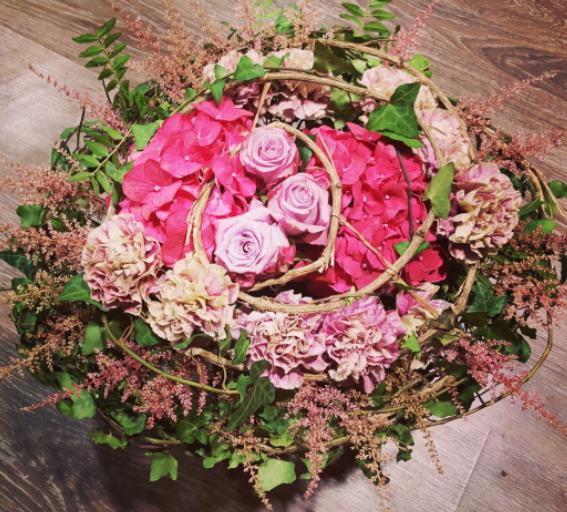 Livraison de bouquet fleurs Portet-Sur-Garonne fleuriste Gentlemen Artisan Fleuriste