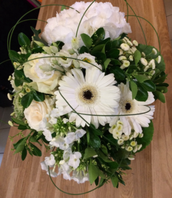 Commande bouquet Saint-Etienne-De-Montluc fleuriste Les Jolies Choses