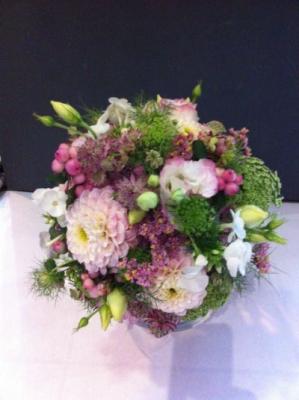 Livraisons de bouquet Nantes fleuriste créateur Les Jolies Choses