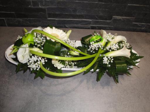Envoi de composition florale Marest-Dampcourt  Les Fleurs de Julie