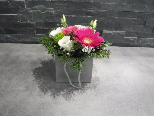 Envoie de bouquet de fleurs Neuville-Sur-Margival fleuriste créateur Les Fleurs de Julie