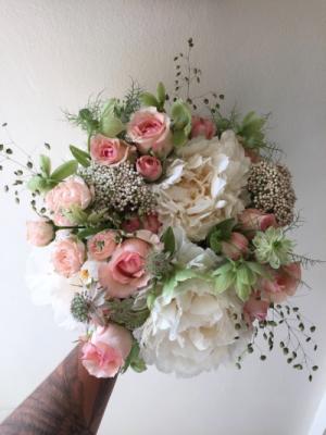 Livraisons de bouquet fleurs Nice artisan fleuriste Tepee Sauvage