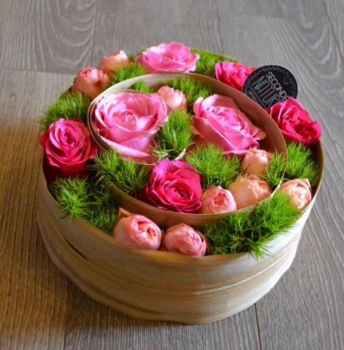 Faire livrer bouquet sur mesure Missiriac artisan fleuriste Seconde Nature