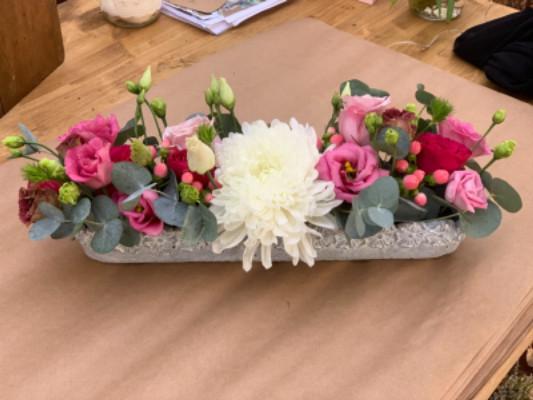 Envoi de fleur à domicile Les Oeillets d'Amour à Parigné-le-Pôlin