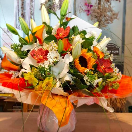 Envoie de bouquet sur mesure Mouguerre artisan fleuriste Bouticateliers