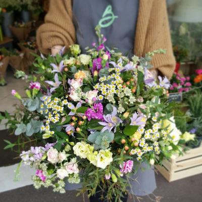 Commande composition florale Mouguerre  Bouticateliers