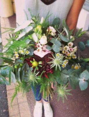 Envoi de bouquet de fleur Mouguerre fleuriste Bouticateliers