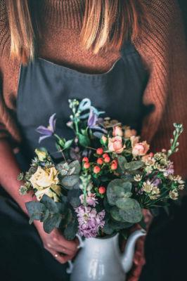 Offrir bouquet fleurs Mouguerre  Bouticateliers