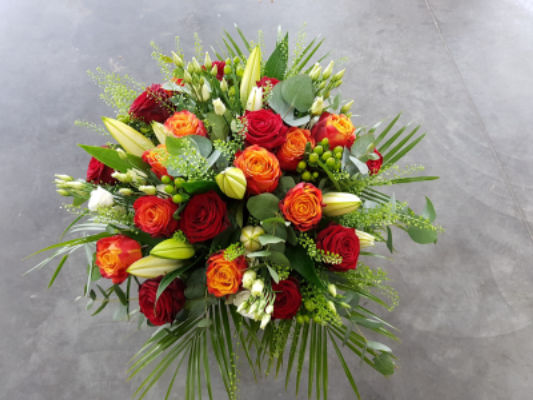 Livraisons de bouquets Elancourt fleuriste Fleurs et Nature
