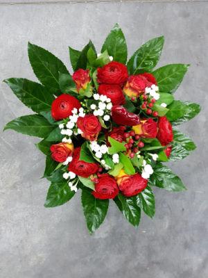 Livraisons de fleur bouquet Elancourt artisan fleuriste Fleurs et Nature