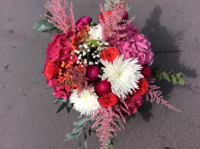 Envoi de bouquet de fleurs Bidart fleuriste créateur Plein Air Designer Floral