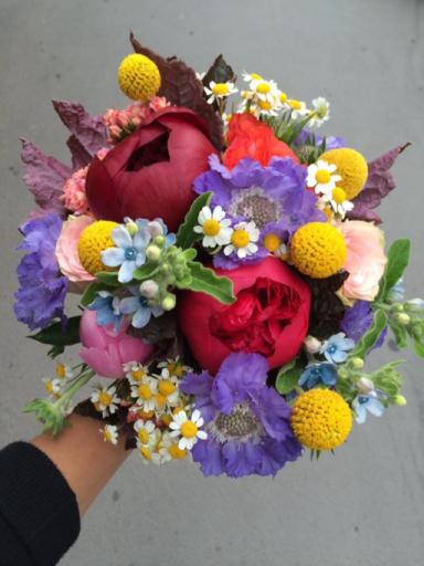 Livraisons de bouquet Bidart fleuriste créateur Plein Air Designer Floral