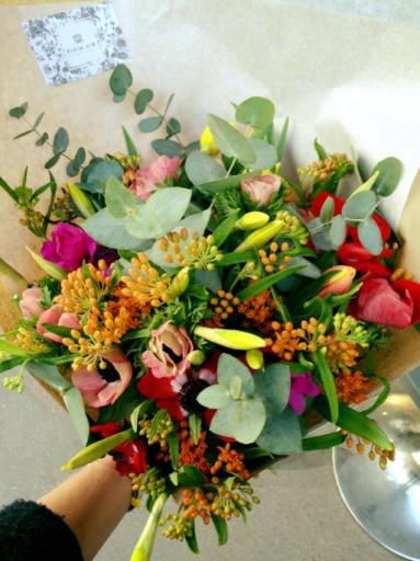 Envoi de bouquet Bidart  Plein Air Designer Floral