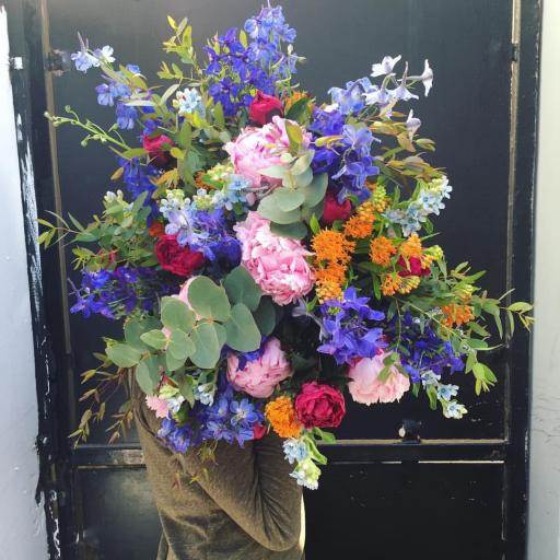 Commander bouquets Bidart fleuriste créateur Plein Air Designer Floral