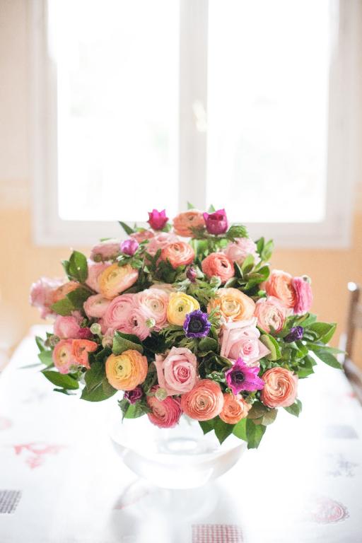 Commander bouquet sur mesure Saint-Alban-De-Roche  Au Comptoir Floral