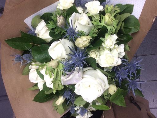 Livraison de bouquet sur mesure Saint-Alban-De-Roche fleuriste créateur Au Comptoir Floral