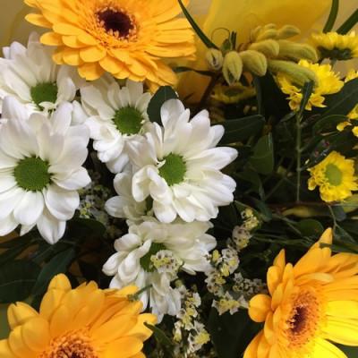 Envoi bouquets fleur Montpellier fleuriste créateur Les Jardins de la Fontaine
