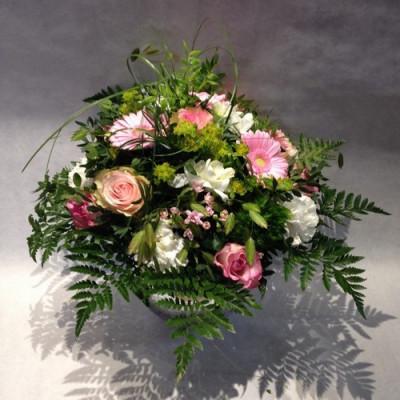 Envoie de fleur bouquet Montpellier fleuriste Les Jardins de la Fontaine