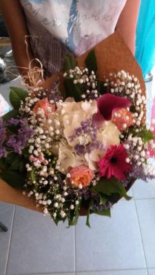 Envoi de bouquets de fleur Niederentzen fleuriste D'Âme Nature