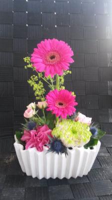 Envoi bouquets fleur Niederentzen  D'Âme Nature
