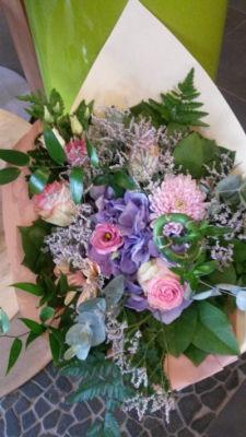 Envoie de composition florale Niederentzen fleuriste créateur D'Âme Nature