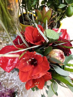 Livraison bouquet sur mesure Saint-Andre-En-Royans artisan fleuriste Les Fleuristes