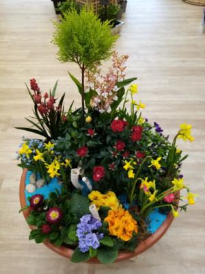 Bouquet de fleur Saint-Andre-En-Royans artisan fleuriste Les Fleuristes