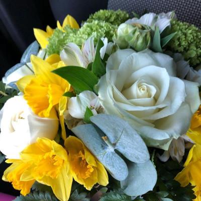 Envoie de bouquets fleur Moisselles fleuriste créateur Les Pipelettes Fleuries