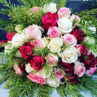 Fleurs jour férié Les Pipelettes Fleuries à Enghien-les-Bains