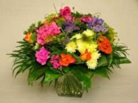 Livraison de bouquet de fleurs Betton fleuriste Au Jardin d'Alicante