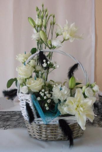 Livraison composition florale Nohant-En-Gout fleuriste A la Magie de Léa