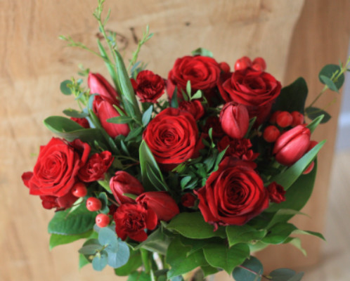 Envoyer bouquets de fleur Ruille-Le-Gravelais fleuriste créateur Les Bouquets d'Amélie