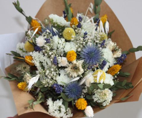 Commander fleur bouquet Ruille-Le-Gravelais fleuriste créateur Les Bouquets d'Amélie