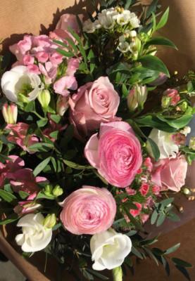 Faire livrer fleur bouquet Ruille-Le-Gravelais  Les Bouquets d'Amélie