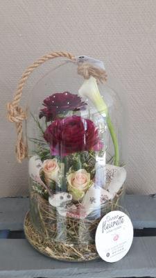 Envoie de bouquet sur mesure Quincy-Basse fleuriste Danser fleurette