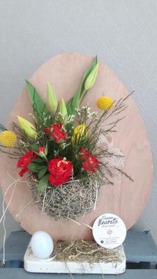 Bouquet fleur Quincy-Basse  Danser fleurette