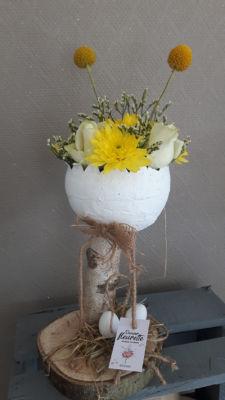 Commande bouquet fleurs Quincy-Basse artisan fleuriste Danser fleurette