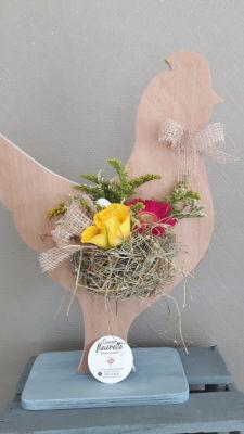 Livraison bouquet fleur Quincy-Basse fleuriste créateur Danser fleurette
