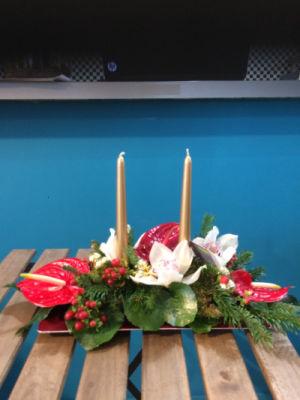 Livrer bouquets de fleur Plouguerneau artisan fleuriste Aux Fleurs Des Abers