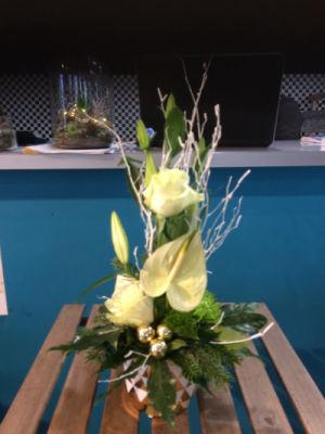 Faire livrer bouquet Plouguerneau fleuriste Aux Fleurs Des Abers