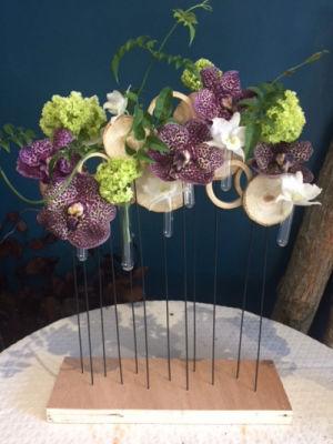 Envoyer bouquet sur mesure La Garde-Freinet artisan fleuriste Mademoiselle A.