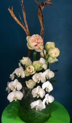 Envoi de bouquets de fleur La Garde-Freinet fleuriste Mademoiselle A.
