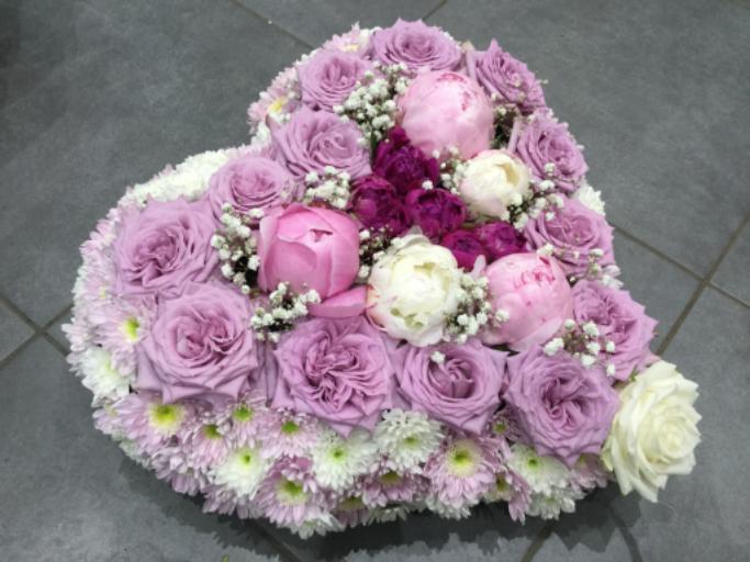 Commande bouquet de fleurs Quincieux  Ain Fleurs et Sens