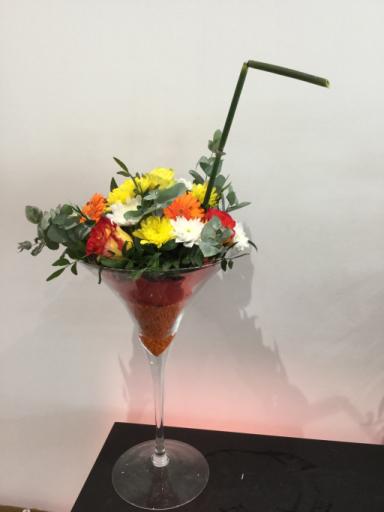 Commande bouquet sur mesure Caluire-Et-Cuire fleuriste Ain Fleurs et Sens