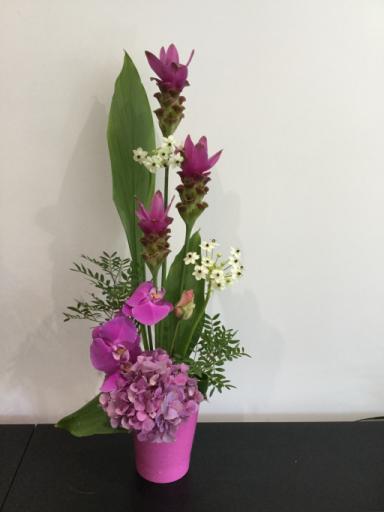 Envoi de composition florale Caluire-Et-Cuire  Ain Fleurs et Sens