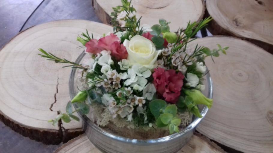 Bouquets de fleur Saint-Perreux fleuriste créateur Little Garden