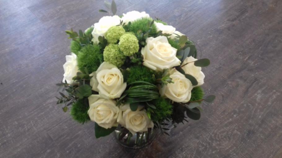 Envoyer bouquet sur mesure Fegreac artisan fleuriste Little Garden