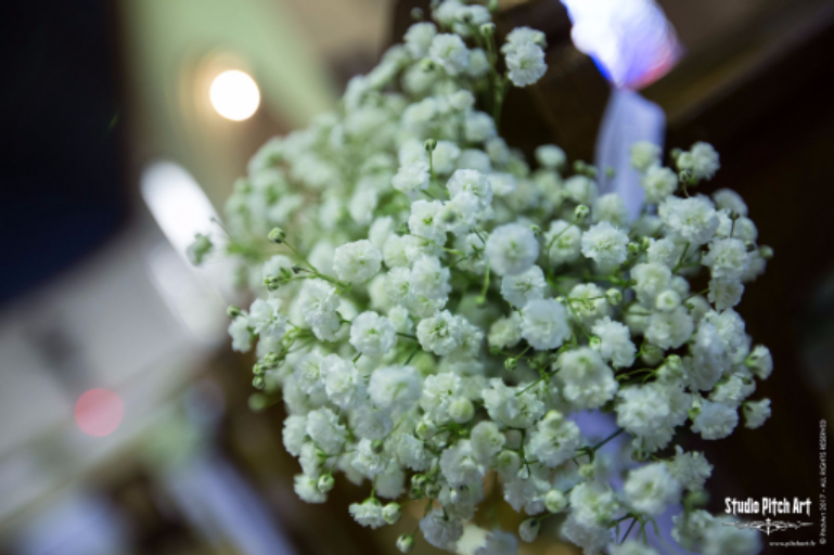 Faire livrer bouquet fleurs Saint-Jean-La-Poterie artisan fleuriste Little Garden